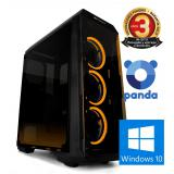 ORDENADOR PHOENIX GAMING RGB PANZER AMD RYZEN 5 3600 VGA RADEON RX580 4GB DDR5 8GB DDR4 3000 500GB SSD NVME  ATX PC WINDOWS 10