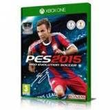 Juego XBOX one pro evolution soccer 2015