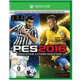 Juego XBOX one - pro evolution soccer 2016 day one