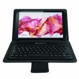 Funda universal negra + teclado bluetooth Phoenix phkeybtcase9-10b+ slim magnetico