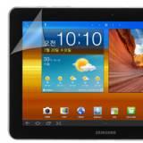 """Protector de pantalla Phoenix  para tablet Samsung galaxy 10"""" 3ud"""
