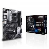 Placa base asus AMD prime b550-plus sockete am4 DDR4 x4 3200mhz max. 128GB HDMI display port ATX