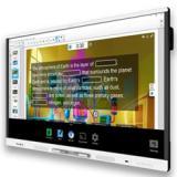 Pantalla plana interactiva smart board mx165
