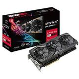 Tarjeta grafica asus radeon rog strix-rx580-o8g-<em>gaming</em> 8GB gDDR5 dvi HDMI display port