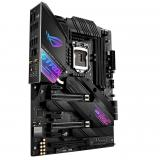 Placa base asus rog strix z490-e <em>gaming</em> socket 1200 DDR4 x4 max 128GB 2666mhz display port HDMI ATX