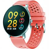 "Pulsera reloj deportiva denver sw-171 rosa / smartwatch / ips / 1.3"" /  bluetooth / ip67"