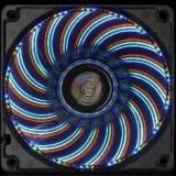 Ventilador <em>gaming</em> multicolor silencioso