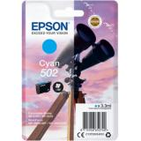Cartucho tinta epson t02v240 502 cian ink
