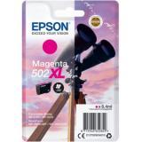 Cartucho tinta epson t02w340 502xl magenta ink