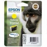 Cartucho tinta epson t0894 amarillo 3.5ml s20 / sx105 / sx200 / sx205 / sx 405 / mono