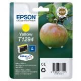 Cartucho tinta epson t129440 amarillo 11.2ml sx420w /