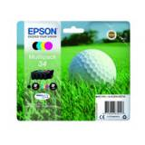 Multipack epson t3466 wf3720 / 3720dnf / golf