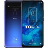 "Teléfono movil smartphone tcl 10 5g  blue / 6.53"" /  128GB rom / 6GB ram /  nxtvision / video 4k  ..."