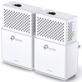 Kit inicio de adaptadores powerline tp-link tl-pa7010 kit gigabit av1000