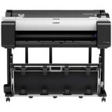"""Plotter canon tm-305 imageprograf a0 36"""" / 2400ppp / USB / red / WiFi / diseño cad / tinta 5 colores /  ..."""