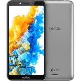 "Teléfono movil smartphone tp link neffos c7s gris / 5.45"" / 16GB rom / 2GB ram / octa core / 8mpx  ..."