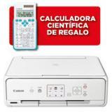 Multifunción canon ts5051 + calculadora cientifica