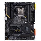 Placa base asus tuf gaming z490-plus socket 1200 DDR4 x4 max 128GB 2666mhz display port HDMI ATX