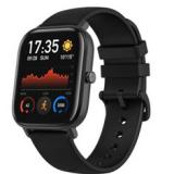 "Pulsera reloj deportiva amazfit gts black / smartwatch / 1.65"" amoled /  ntsc /  resistente al agua 5 atm"