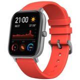 "Pulsera reloj deportiva amazfit gts red / smartwatch / 1.65"" amoled /  ntsc /  resistente al agua 5 atm"