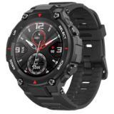 "Pulsera reloj deportiva xiaomi amazfit t-rex rock black / smartwatch / amoled 1.3"" /  bluetooth"