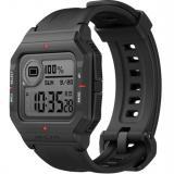 "Pulsera reloj deportiva amazfit neo black smartwatch 1.2"""