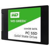 """Disco duro interno solido HDd ssd wd western digital green wds120g2g0a 120GB 2.5"""" SATA 6 GB / s"""