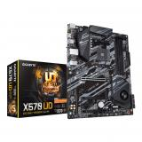 Placa base gigabyte AMD x570-ud socket am4 DDR4x4 3200mhz max 128GB HDMI ATX
