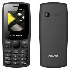 "TELEFONO MOVIL VOLFEN A2 NEGRO PANTALLA 1.8""/ CAMARA /RADIO FM / DUAL SIM / MICRO SD / BATERIA LARGA DURACION"