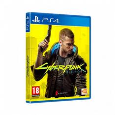 JUEGO PS4 - CYBERPUNK 2077 EDICION DAY ONE PS4