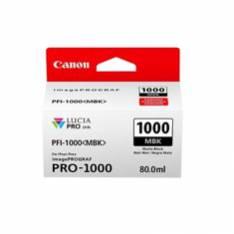 CARTUCHO TINTA CANON PFI-1000 MBK NEGRO MATE PRO-1000