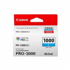 CARTUCHO TINTA CANON PFI-1000 C CIAN PRO-1000