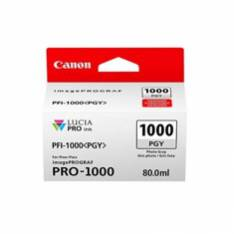 CARTUCHO CANON PFI-1000PGY FOTO GRIS PRO-1000