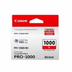 CARTUCHO CANON PFI-1000R ROJO PRO-1000