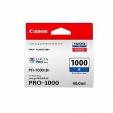 CARTUCHO TINTA CANON PFI-1000B AZUL PRO-1000