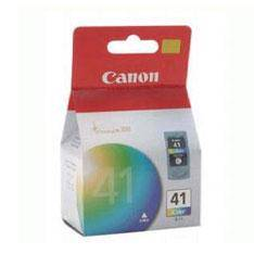 CARTUCHO TINTA CANON CL 41 TRICOLOR 12ML PIXMA 1600  2200  2600  6210  6220  MP150  170  190  450