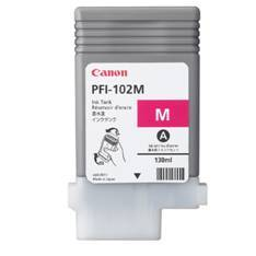 CARTUCHO TINTA CANON PFI-102 MAGENTA IPF500/ IPF510/ LP17/ IPF600/ IPF610/ IPF605/ LP24/ IPF650/ IPF655/ IPF700/ IPF710/ IPF720/ IPF750/ IPF750/ IPF755/ IPF760