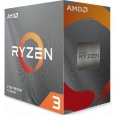 MICRO. PROCESADOR AMD RYZEN 3 3300X 4 CORE 3.8GHZ 16MB AM4