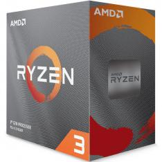 MICRO. PROCESADOR AMD RYZEN 3 3100 4 CORE 3.6GHZ 16MB AM4
