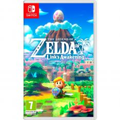 JUEGO NINTENDO SWITCH - THE LEGEND OF ZELDA LINK'S AWAKENING REMAKE