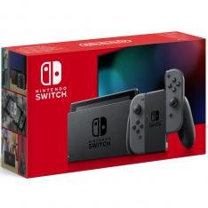 CONSOLA NINTENDO SWITCH MANDO COLOR GRIS V2 (2019)