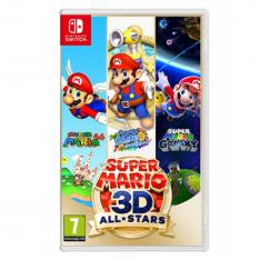 JUEGO NINTENDO SWITCH - SUPER MARIO 3D ALL STAR