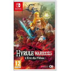 JUEGO NINTENDO SWITCH - HYRULE WARRIORS: LA ERA DEL CATACLISMO (SAGA ZELDA)