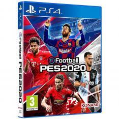 JUEGO PS4 - EFOOTBALL PES 2020