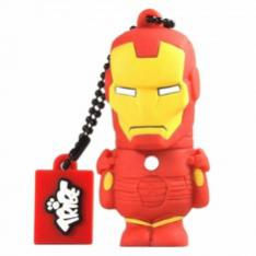 MEMORIA USB 2.0 TRIBE 16GB IRON MAN