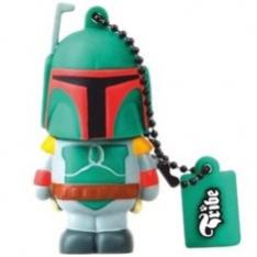 MEMORIA USB 2.0 TRIBE 16 GB STAR WARS BODA FETT