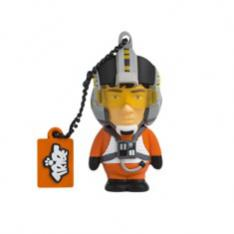 MEMORIA USB 2.0 TRIBE 16GB PILOTO X WING STAR WARS