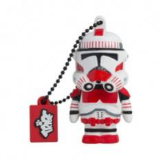 MEMORIA USB 2.0 TRIBE 16GB SOLDADO SHOCK TROOPER STAR WARS