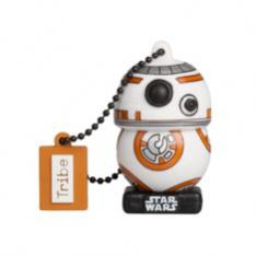 MEMORIA USB 2.0 TRIBE 16 GB STAR WARS BB8