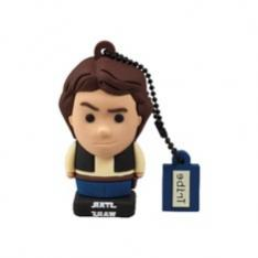 MEMORIA USB 2.0 TRIBE 32 GB STAR WARS HAN SOLO